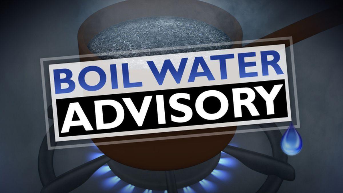 Boil Water Advisory issued effective immediately in Silvis.