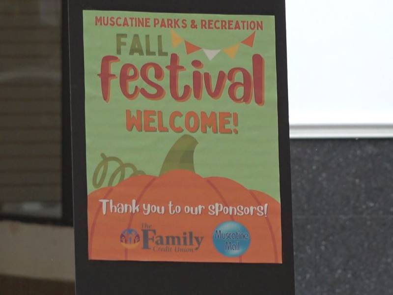 Muscatine celebrates fall with 11th annual Fall Festival