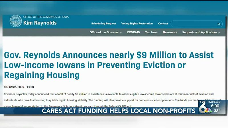 How CARES Act funds are helping two QCA nonprofits