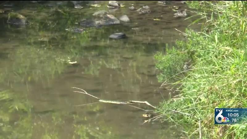 Derogatory creek name changed in Ladd, mayor opposed
