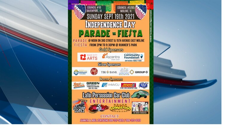 The League of United Latin American Citizens (LULAC) is hosting its annual Independence Day...