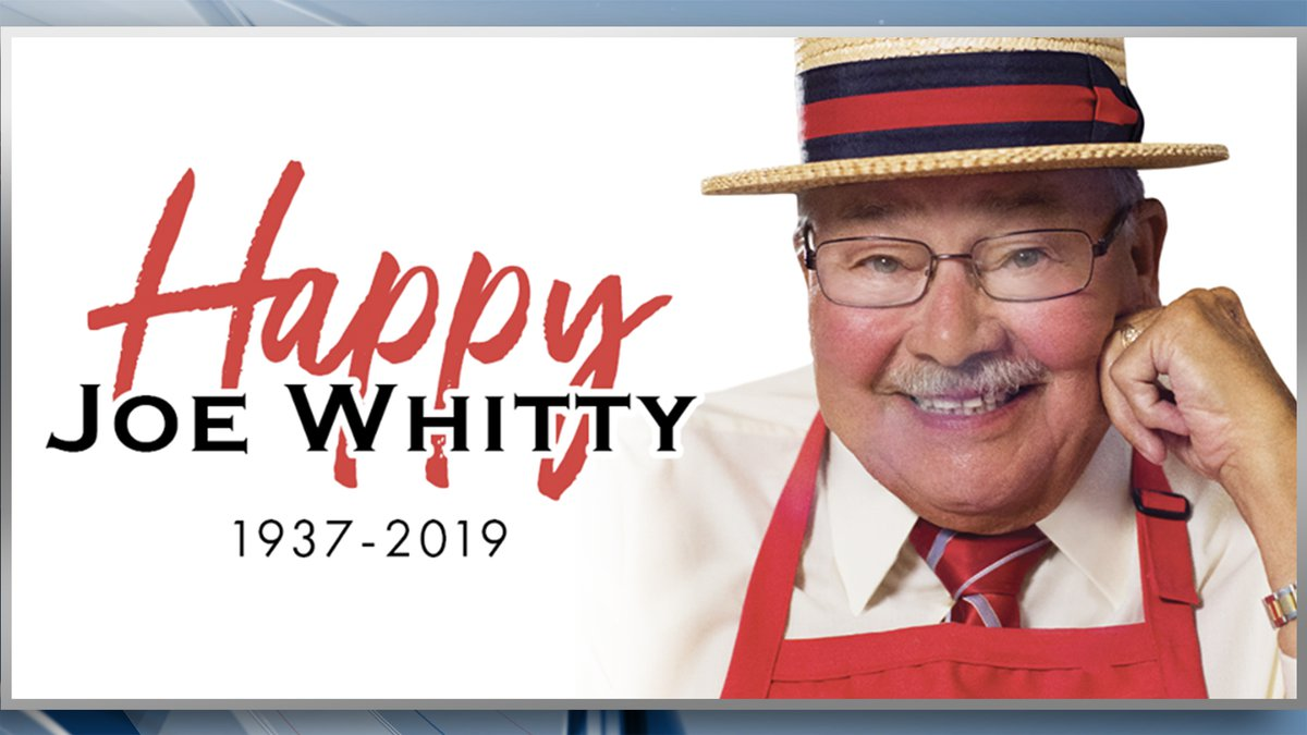 A Quad Cities legacy has died.  Joe Whitty, 82, died, Tuesday according to a post by his...