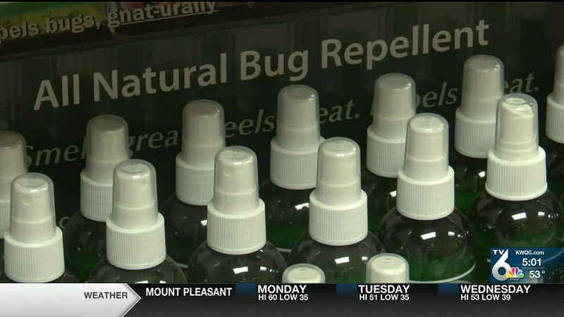 Makers of Bug Soother selling the business