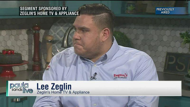 Zeglin's TV & Appliance