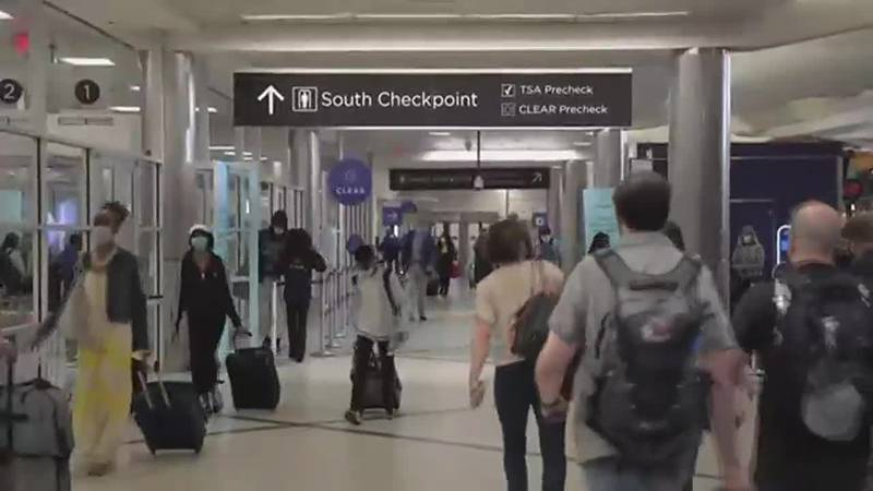 Health experts provide guidelines for Labor Day travel, celebrations