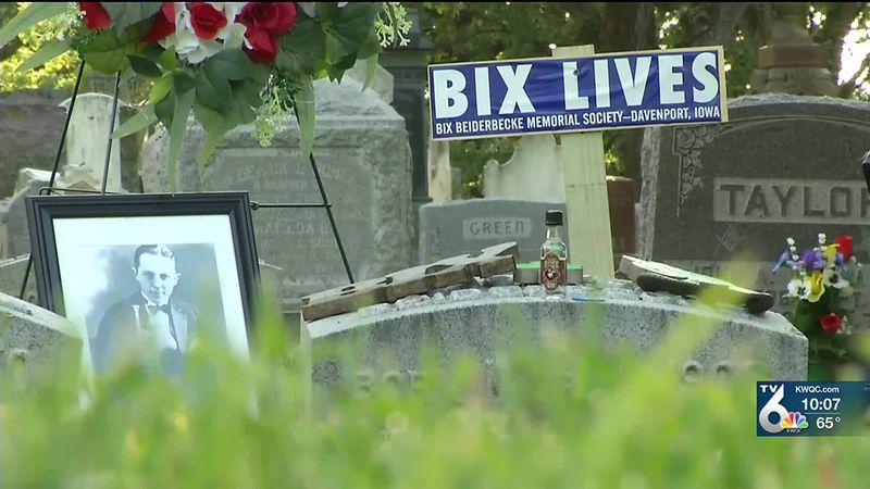 Bix Beiderbecke celebration goes virtual