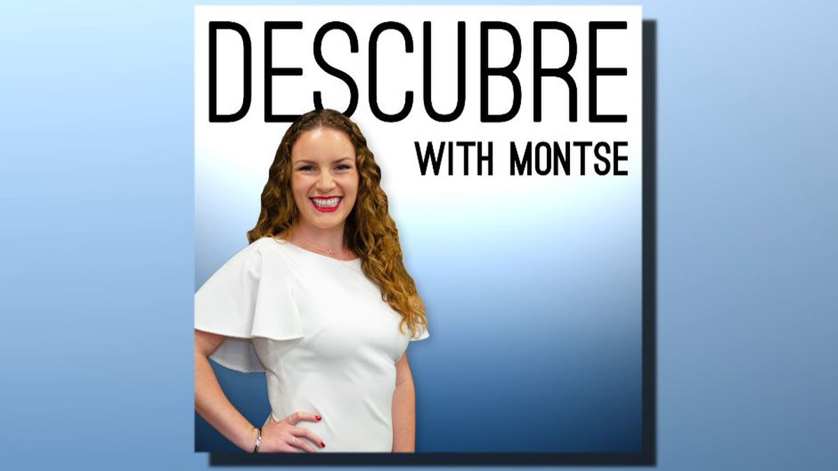 """Descubre means """"discover"""" and TV6's Montse Ricossa helps you discover more about different and..."""
