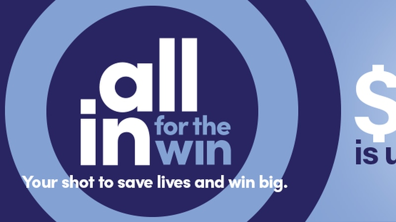 Governor J.B. Pritzker announced Thursday afternoon the All In For The Win lottery will...
