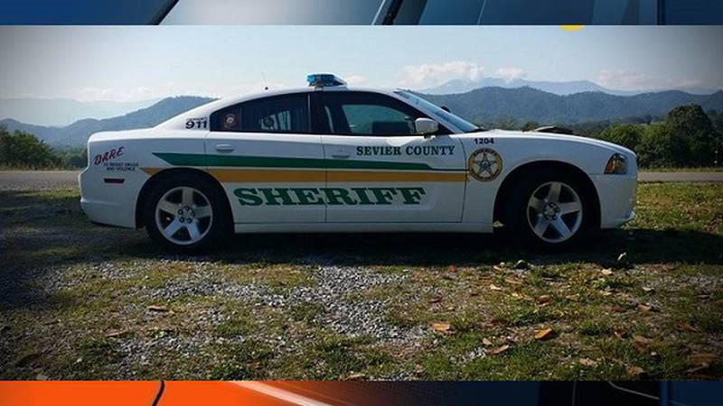 Photo courtesy of Sevier County Sheriff's Office