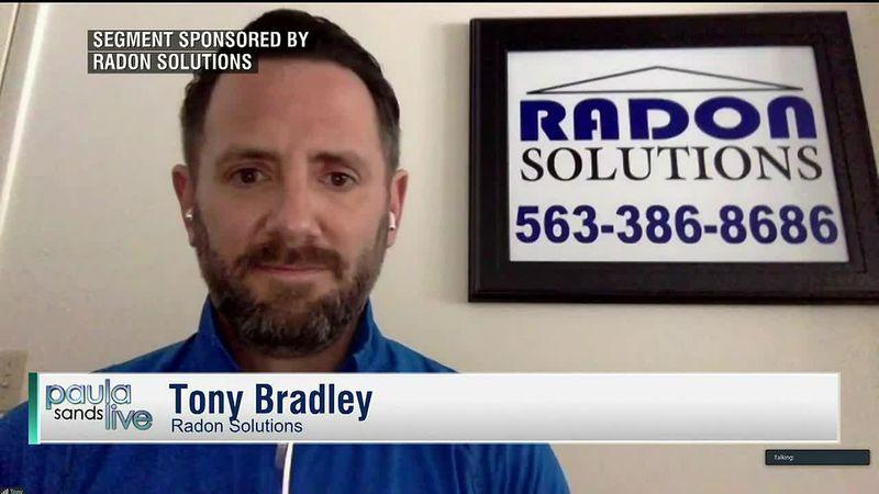 Tony Bradley, Radon Solutions