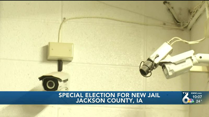 Jackson County officials are asking voters to consider the construction of a new county jail in...