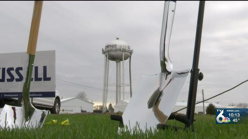 YMCA breaks ground on new North Scott location
