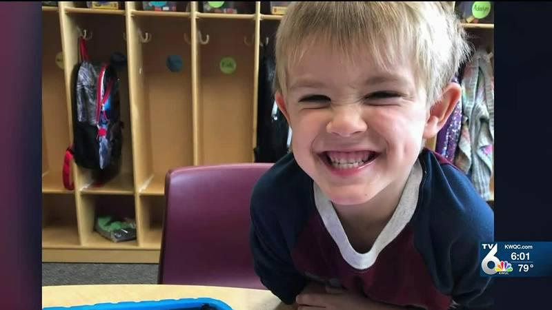 """His smile lit up a room."" Aunt speaks out following Eldridge boy's death"