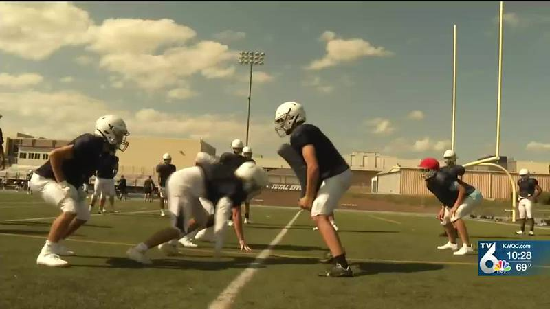 The Spartans have great expectations for the upcoming football season