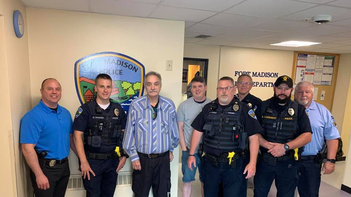 Officials with the Fort Madison Police Department announced the retirement of Reserve Officer...
