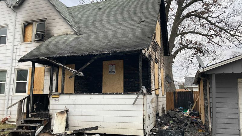A firefighter is among four injured in an overnight house fire in Rock Island, according to the...