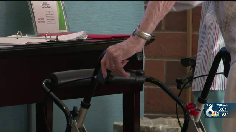 Ridgecrest Village holds job fair as healthcare workers deal with burnout nationwide