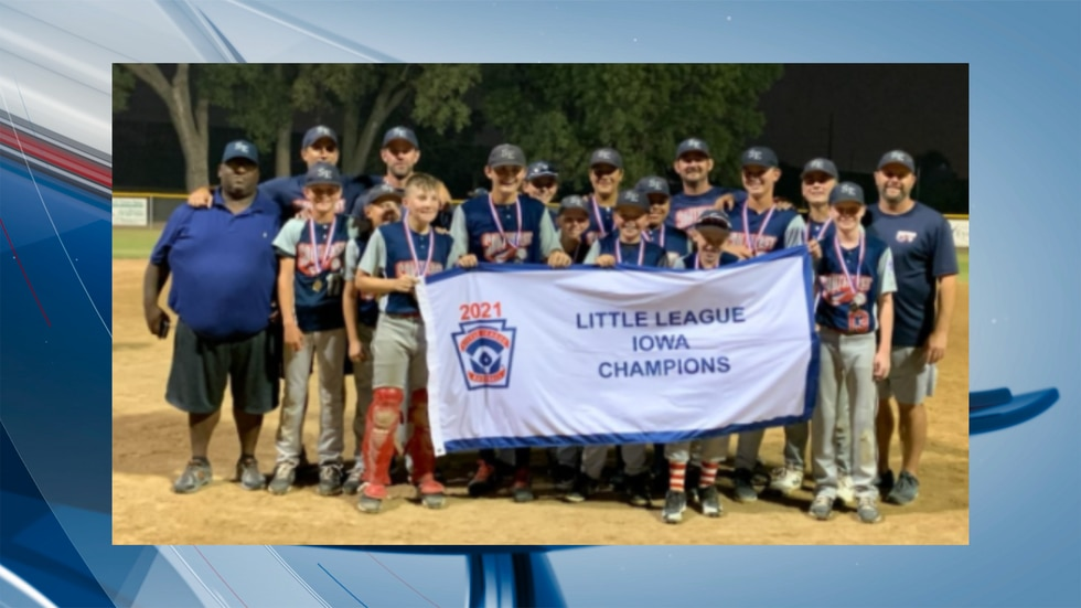 Davenport Southeast Little League All-Stars clinch Iowa State Championship, advance to play for a spot in Little Leauge World Series
