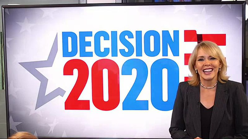 KWQC Paula Sands and Montse Ricossa talk the latest with election results