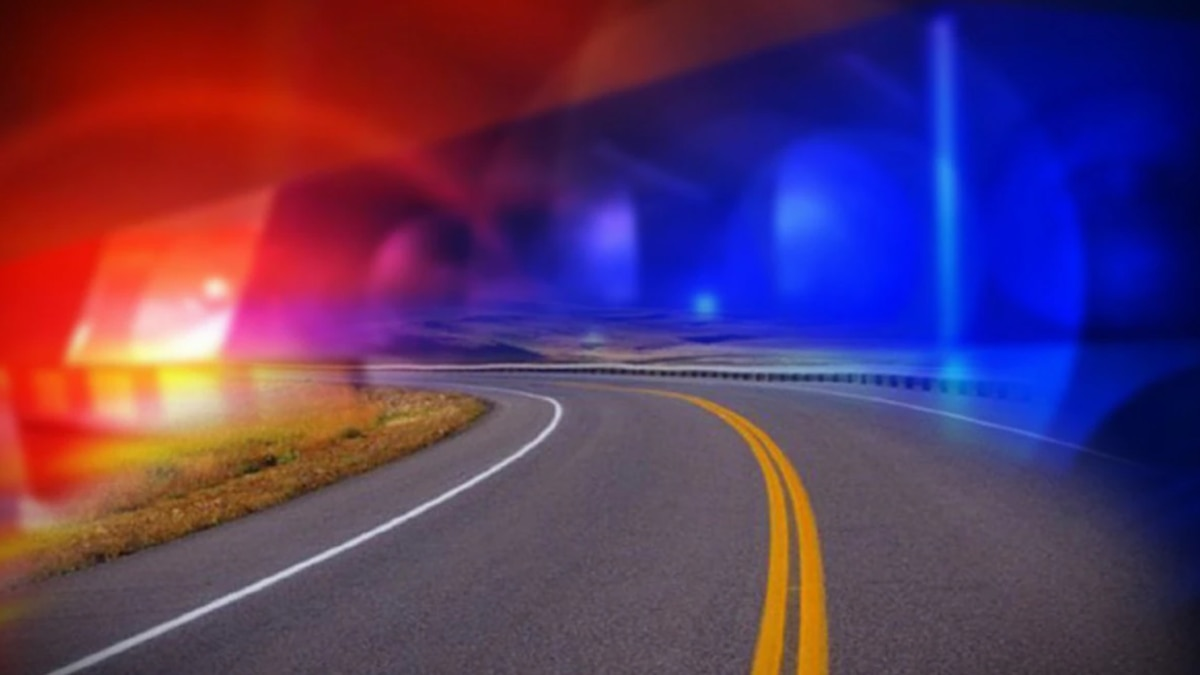 Generic image of crash scene