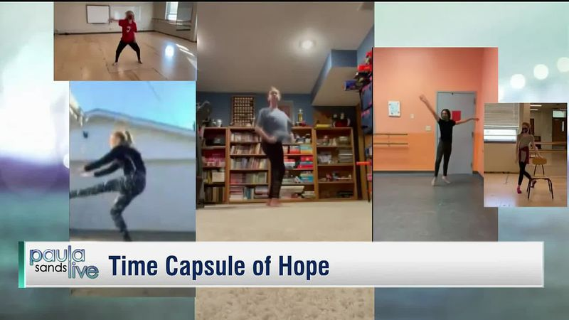 Time Capsule of Hope pic