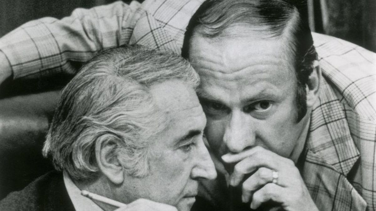 Former Illinois Congressman Thomas Railsback. AP file photo