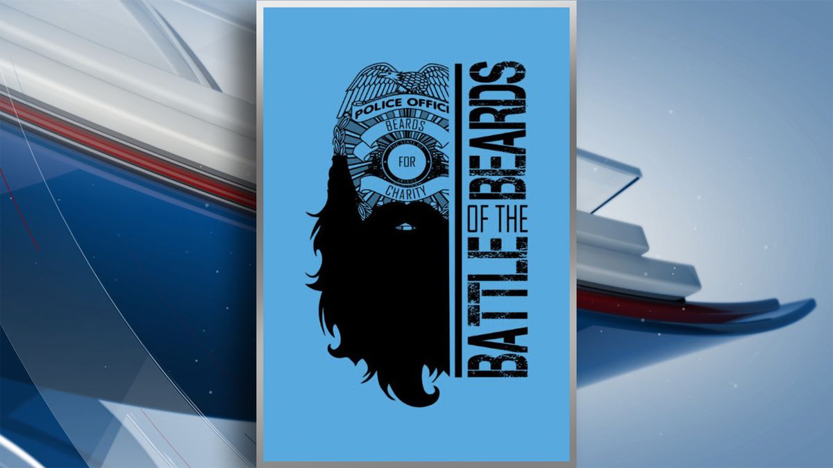 Local law enforcement agencies are teaming up for No Shave November and they're doing it in the form of beards. Davenport, Bettendorf, Milan, Silvis, Moline, East Moline, Rock Island, Rock Island County, Scott County, Coal Valley, Walcott, Bluegrass, Buffalo, Eldridge and Geneseo are participating. (KWQC)