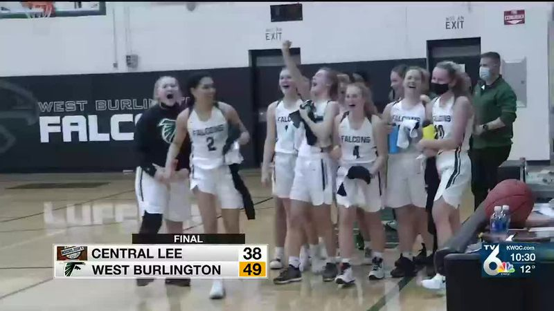 Watch highlights from Wednesday's high school basketball regional action