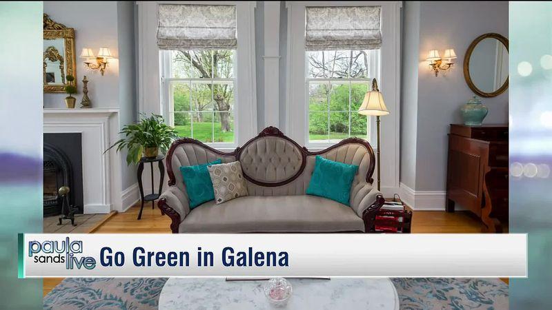 Go Green in Galena pic