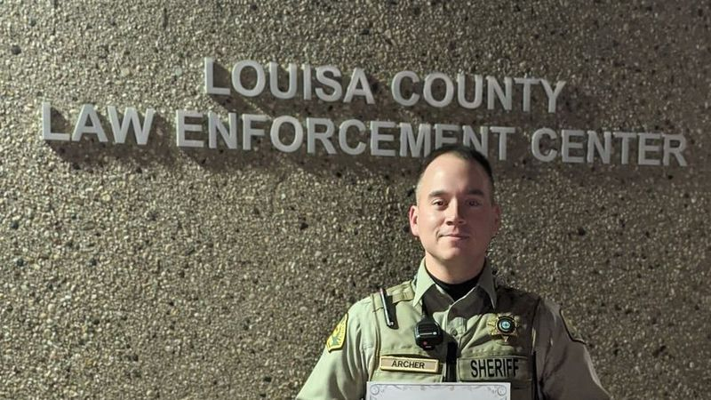 Deputy Archer Makes One Pound Meth Bust
