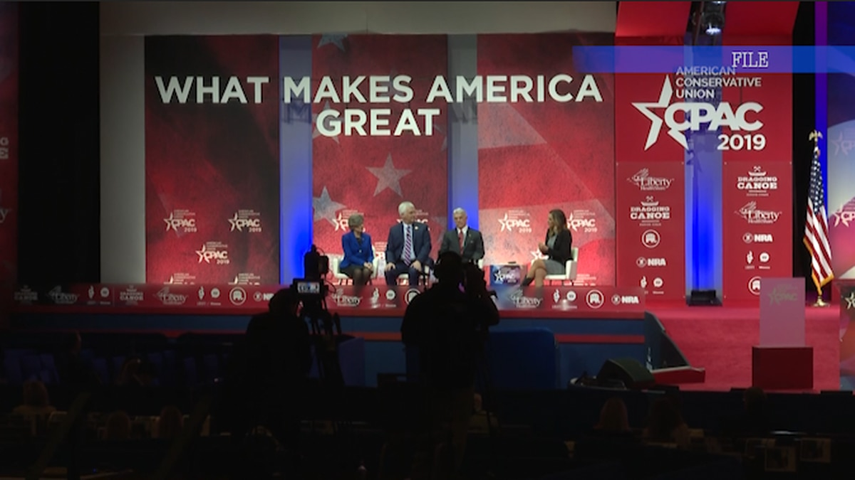 Lawmakers and leaders meet during last year's CPAC Conference at the Gaylord National Resort and Convention Center in Oxon Hill, Md. (Source: Gray DC)