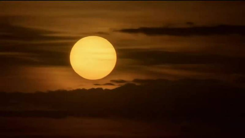 TV6 Meteorologist Kevin Phelps discusses the reason we've seen such brilliant sunrises and...