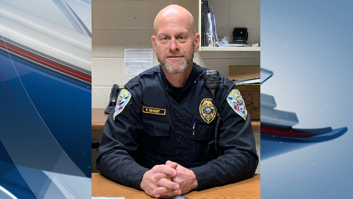 Assistant Chief Phil Sargent is retiring after 31 years of service.