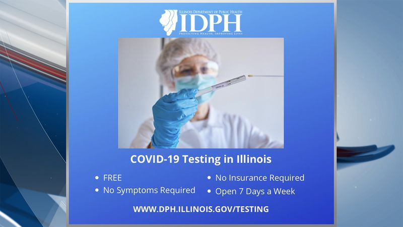 Officials with the Illinois Department of Public Health are letting the public know of several...