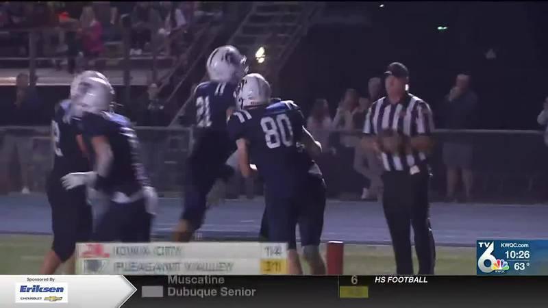 Watch highlights from Week 7 of the high school football season