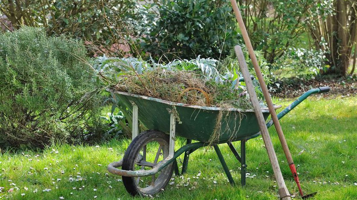 East Moline residents can take part in the city's free spring yard waste pickup.