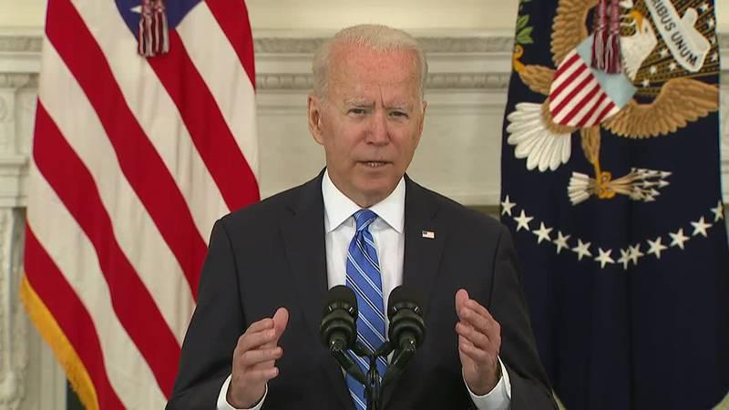 El presidente Joe Biden y miembros de su equipo de seguridad nacional prevén reunirse el mes...