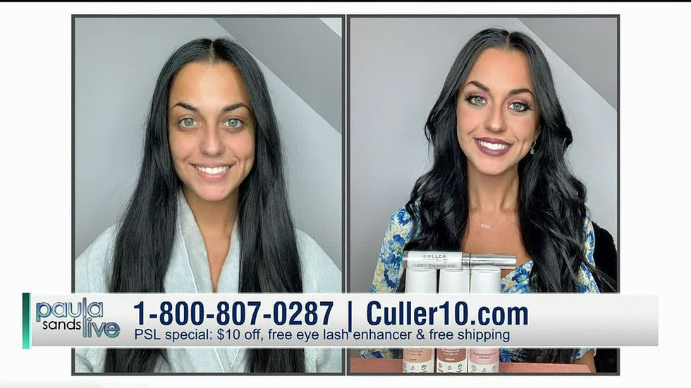 Self-Adjusting Foundation Makeup from Culler Beauty