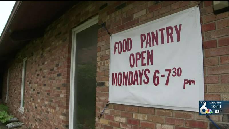 QCA food pantries see discrepancies in distribution