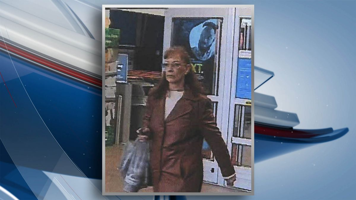 Police are hoping to get help from the public in identifying a woman they say stole money from...