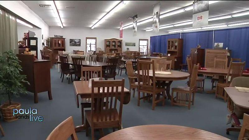 Tegeler's Amish Furniture in Morrison, IL