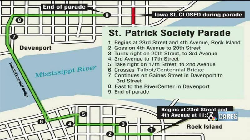 St Patty Parade