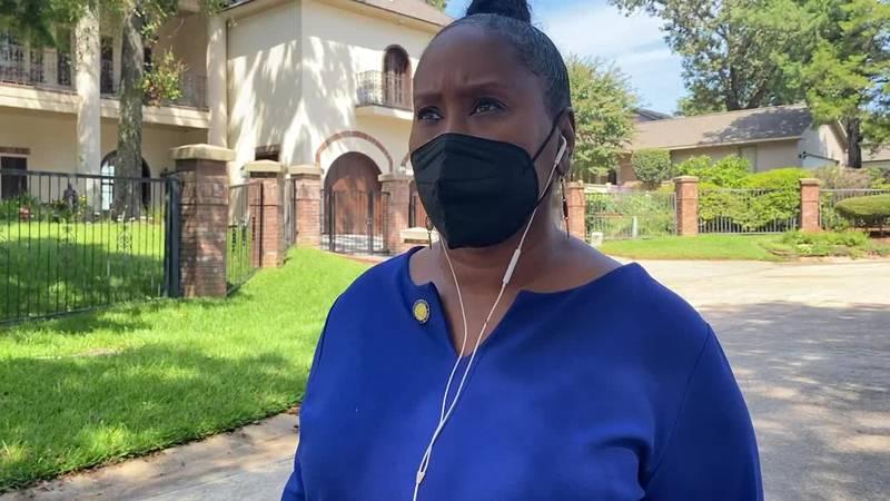 Councilwoman Tabatha Taylor on Cross Lake incident