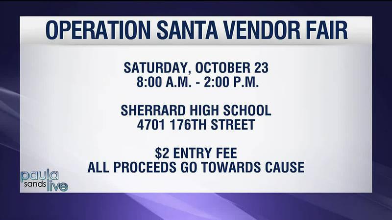 Operation Santa Vendor Fair