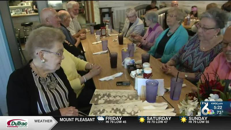 Fulton High School Class of '51 meets for 70th reunion
