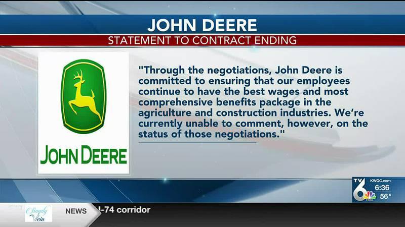John Deere Statement