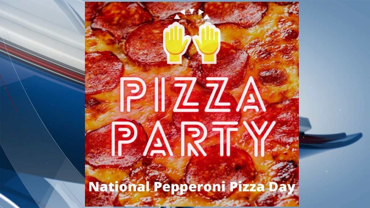 Sunday is National Pepperoni Pizza Day. (Gray)