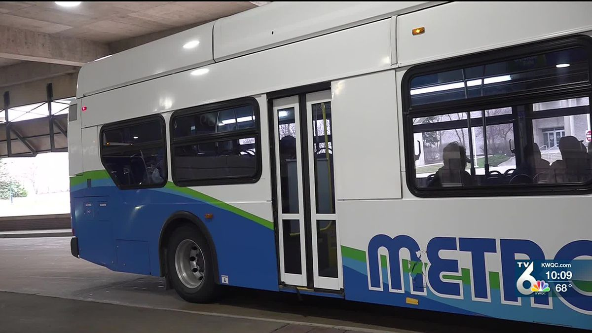 Metro IL QC, Davenport CitiBus and Bettendorf Transits suspended fares on March 17 due to the...