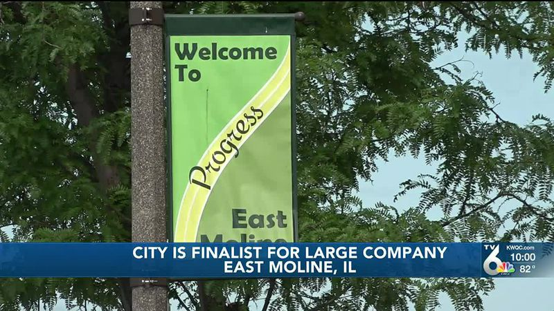 Company could bring 10,000 jobs to East Moline
