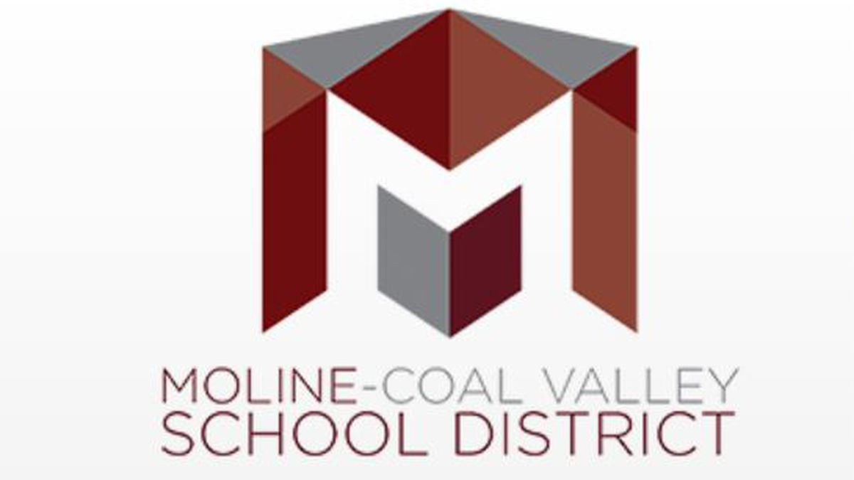 School officials with the Moline-Coal Valley School District on Monday announced the students...